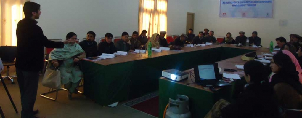 Financial & Corporate Management Training at Ghizir